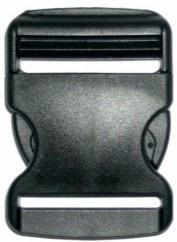 2 reguladores +  2 fivelas / fecho engate rápido 50mm