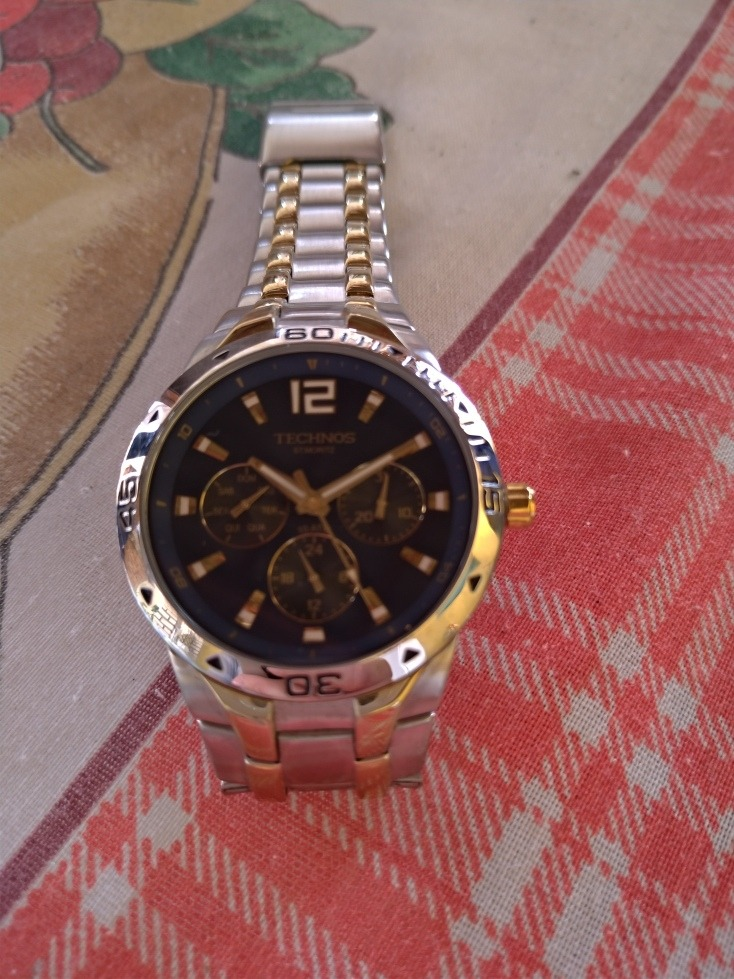 f14eecbe26c 2 Relógios Technos - R  550