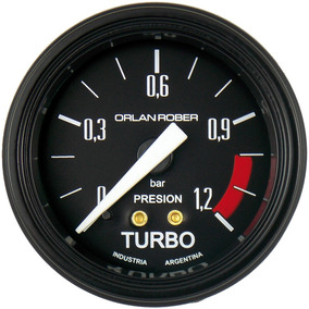 dc7da6f0fb62 Reloj Marcador Presion De Aceite De A 52mm Con Luz Hearty - Relojes para  Autos en Mercado Libre Argentina