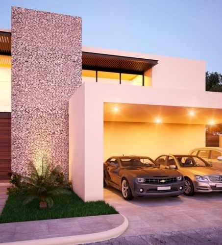 2 residencias en privada solasta