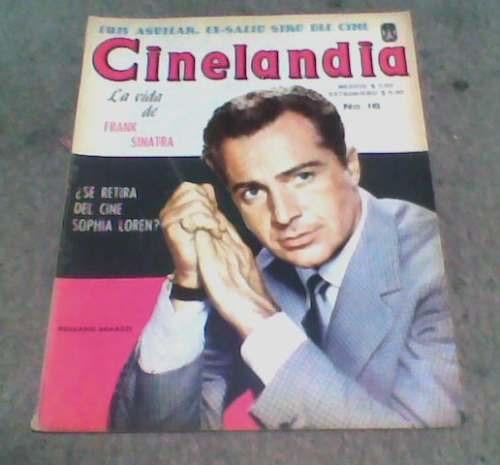 2 revistas de cinelandia años 1976