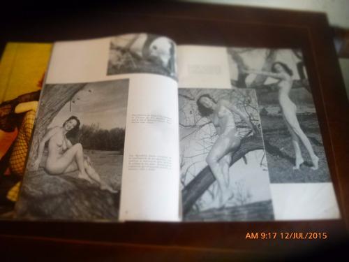 2 revistas fotografia artistica 1952 - (376w