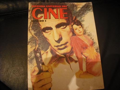 2 revistas  historia universal de cine  1982 (671