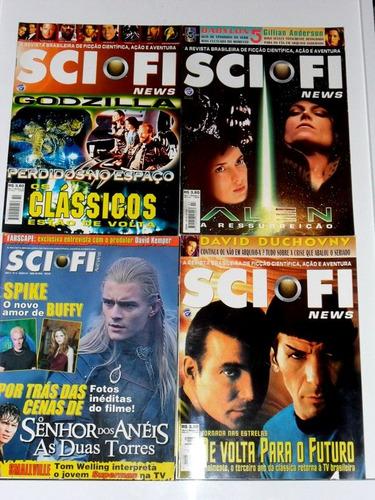 2 revistas sci-fi-otimo estado
