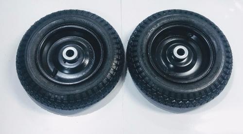 2 rodas pneumáticas 350-8 cod. 2033