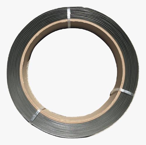 2 rollos fleje plastico alto rendimiento 1/2 pulgada 600 mts