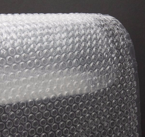 2 rollos plástico burbuja poliburbuja gde 1.22x72m + envio