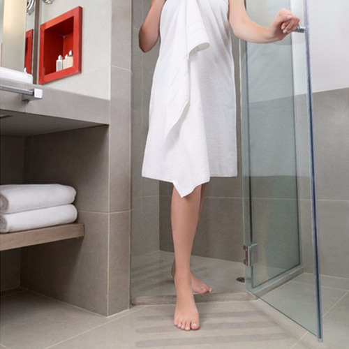 2 rolo lixa antiderrapante 3m adesiva transparente banheiro