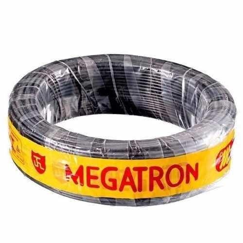 2 rolos flex megatron flex 2,5mm c/100 mts cada cor sortida