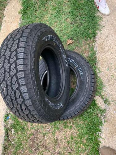 2 ruedas at 245/75/16