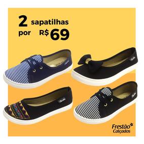 8c04f1f466 Sapatilha Feminina Scaleno - Calçados