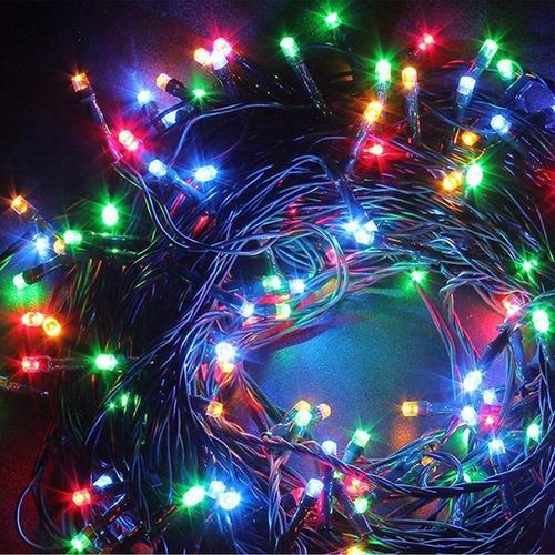 2 series de 200 luces led de colres 22m!! envio gratis!!!