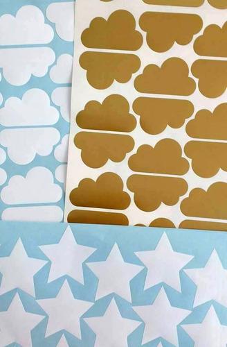 2 set de vinilo decorativo para habitaciones x $12.000