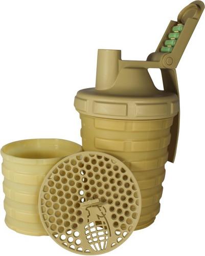 2 shaker grenade 600 ml granada smarth blender envio gratis
