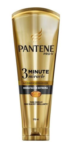 2 shampoo pantene hidratación extrema 3mm + 2 acondicionador