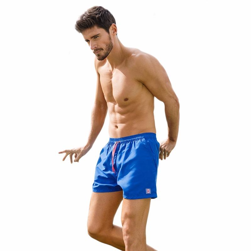 e719aa3f51f1 2 Shorts Mallas De Baño Corta Para Hombre