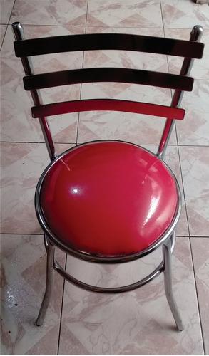 2 sillas!!, bancos restaurante bar cafetería cocina pba3