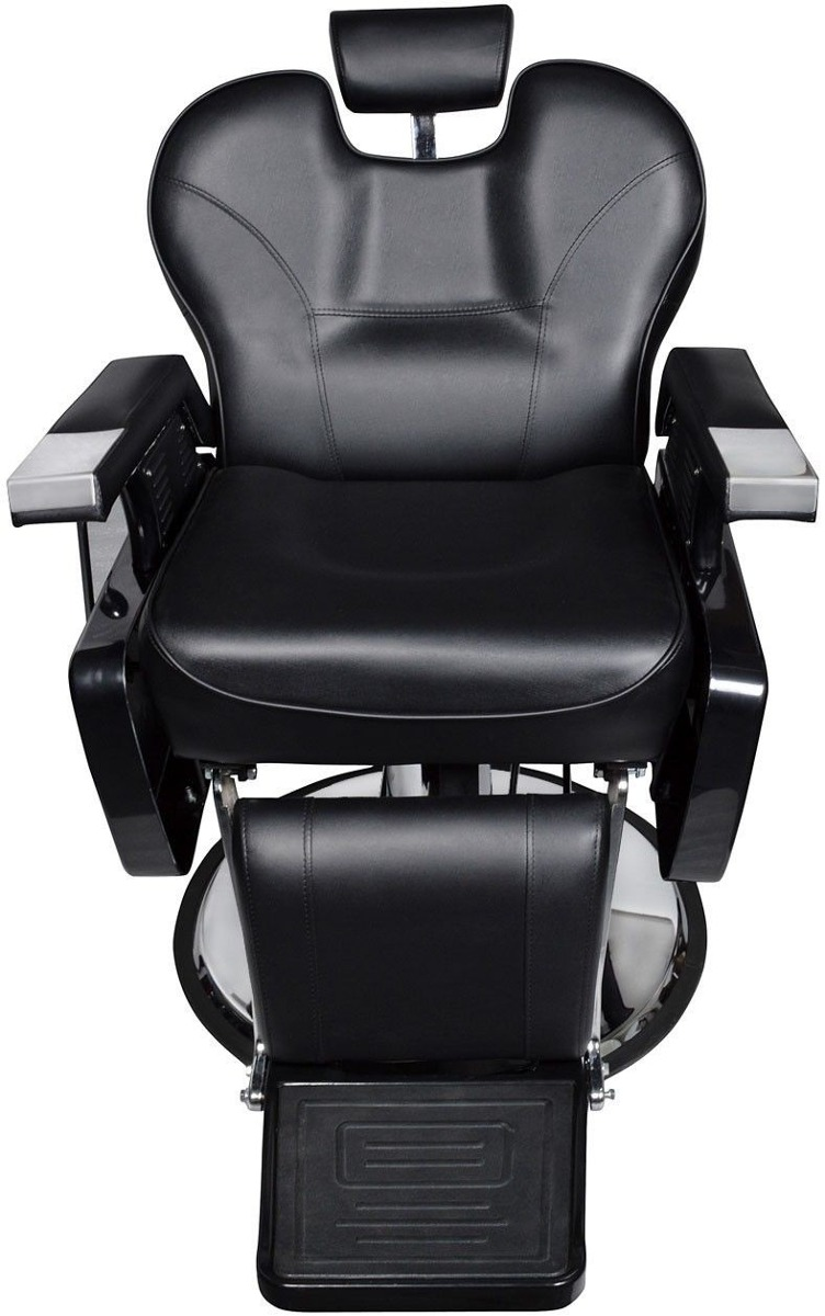 2 sillas de barbero sillones barbershop hidraulicos for Sillas para barberia