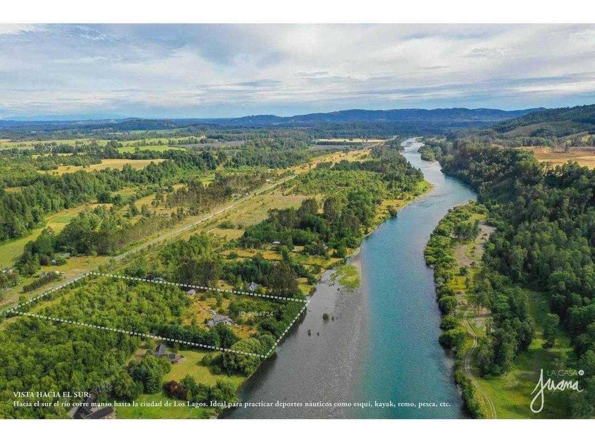 2 sitios con casa y acceso a río (puerto san pedro - interno: 190262)