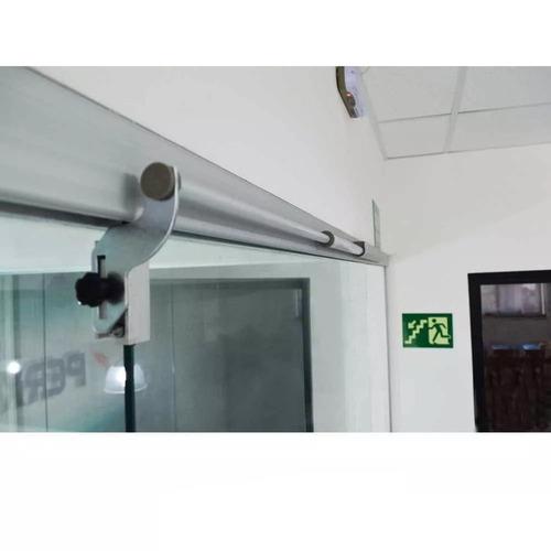 2 slide back mola portas de correr - portas pequenas