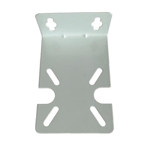 2 soportes de metal para carcasa 20 slim filtro de agua