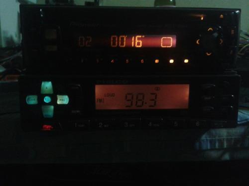 2 stereos con cd pioneer y philco