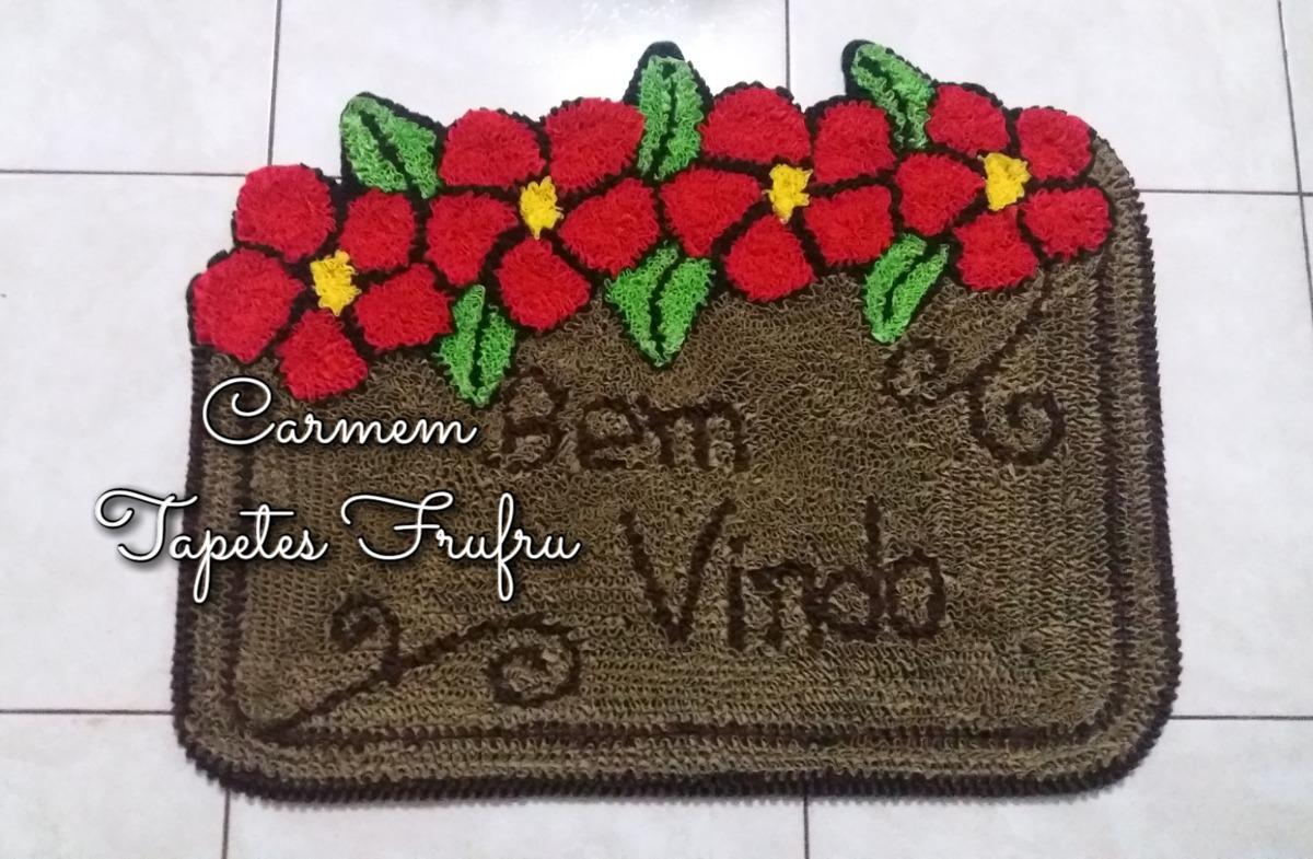 2 Tapetes Avulsos De Frufru R 180 00 Em Mercado Livre -> Helanca Cortada Para Tapete Frufru