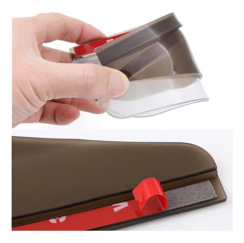 2 tejas protectores espejos laterales accesorios carro