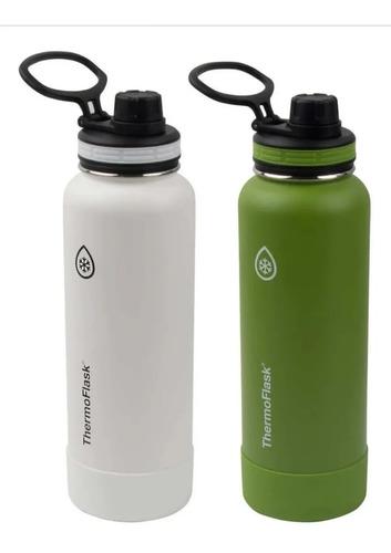 2 termos thermoflask takeya 1.2 litros, 40 oz cada termo gc