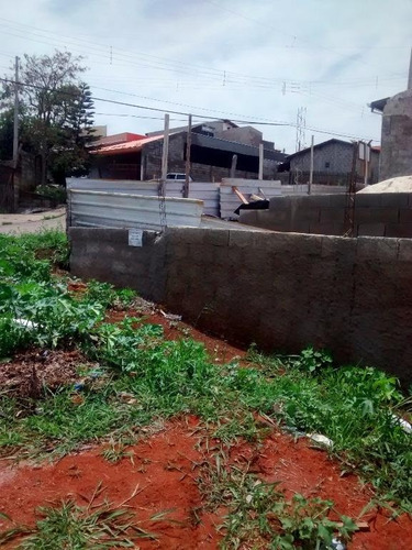 2 terrenos lotes de 125m² total de 250m² residenciais comerciais à venda, jardim marlene miranda/itapecerica, taubaté - te0084 - te0084