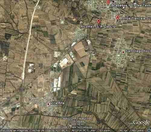 2 terrenos que venden juntos con uso de suelo industrial med