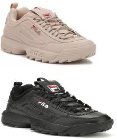 48b5fa04a18 Kit 2 Tenis Sneaker Fila Unissex Original Promoção Envio 24h