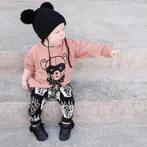 2 Touca Pompom Infantil Bebe Gorro - R  71 c187091488b