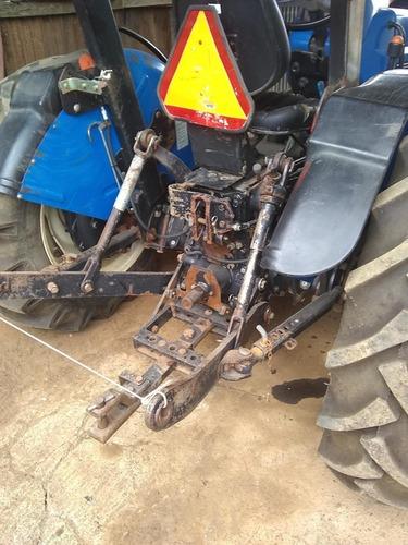 2 tractores new holland tt75