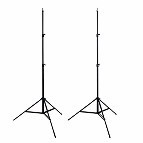2 tripies profesional para iluminación 3 metros