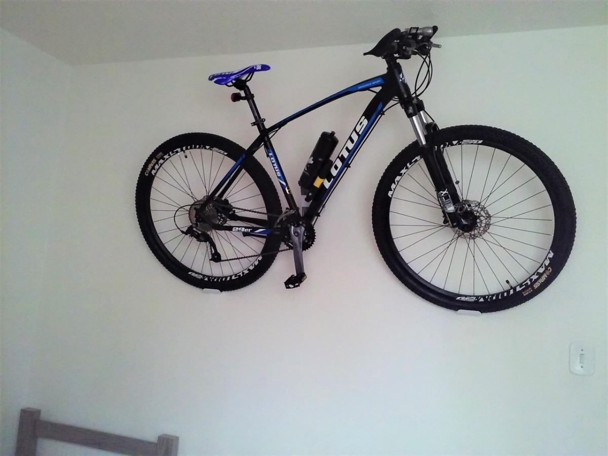 e2e0808a7 ... parede gancho bike kit bike bicicleta branco. Carregando zoom.