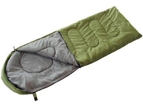 2 unidad saco de dormir color camping gorro playa rojo verde