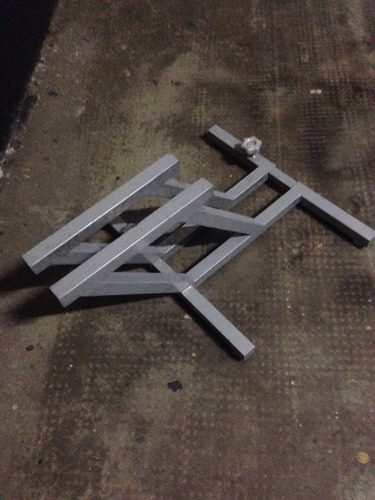 2 unidades de suporte expositor de piso para bike