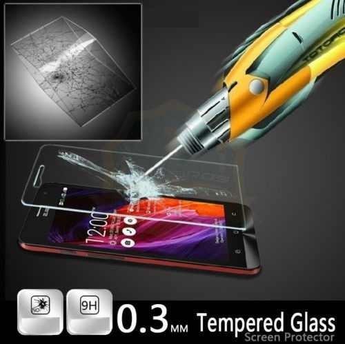 2 unidades - película vidro antishock asus zenfone 5 a501