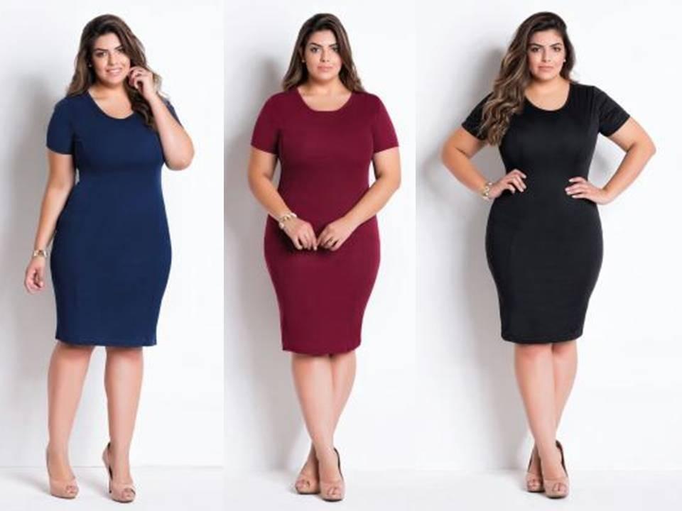 034253dc26a9 2 Vestido Feminino Midi Tubinho M G Evangélico - R$ 85,00 em Mercado ...