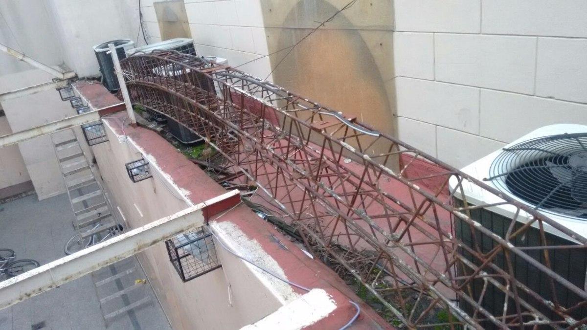 Vigas para techo latest tiranteras y trabajos para techos - Vigas para techo ...