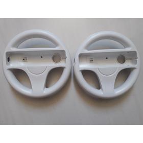 2 Volante  Mario Kart Wii