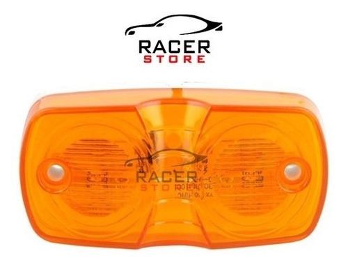 2 x 5  luz faro led reflectiva lateral camion bus 12v
