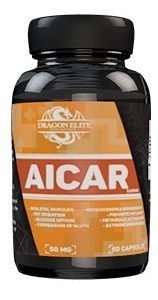 2 x aicar (sarm) 50mg 50 = 100 tab cap - dragon elite