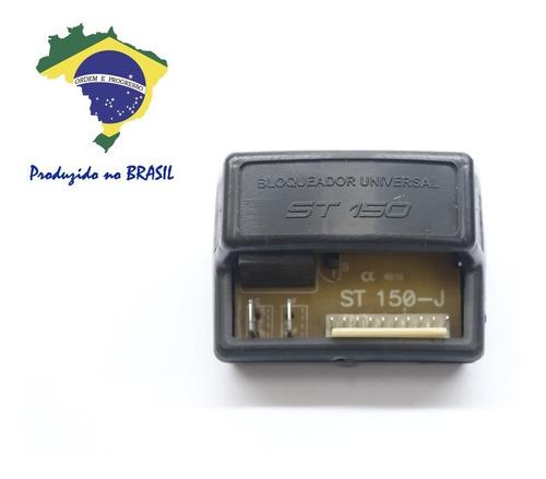 2 x alarme bloqueador automotivo veicular smartsat st150