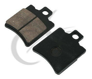 2 X Front BRAKE PADS FOR SUZUKI AY50 AY50W AY50WR KATANA 1999-2004 03 02 01 2000