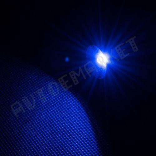 2 x e39 / e53 e60 super power bmw blue angel ojos luz halo