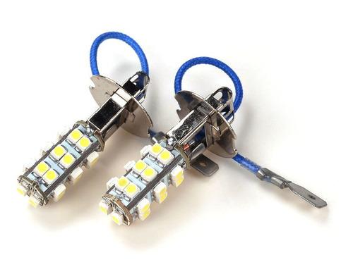 2 x h3 26-led faro de coche bombillas de las lámparas