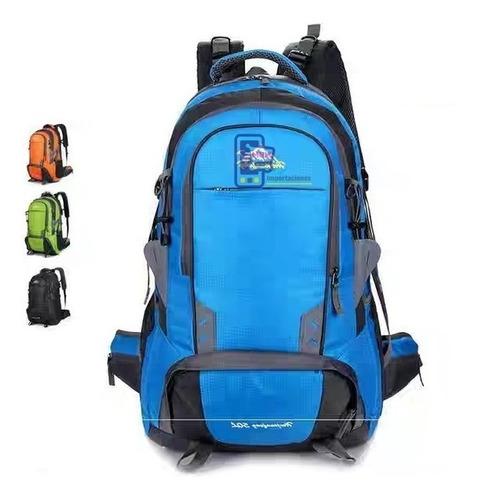2 x mochila 50l deportiva, senderismo, aire libre
