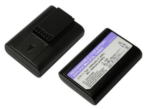 2 x reemplazo de bli-312 de batería 14464 li-ion recargable
